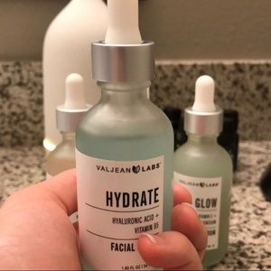 Valjean restore and hydrate serums